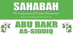 "#GoodAfternoon friends, Abu Bakr (Radi Allahu Anhu) was the first to believe in Prophet {sallallahu alaihi wa sallam} from outside the Prophet {s.a.w} family, he was tolerant, patient & strong-willed.  Prophet {s.a.w} said: ""There is no one to whom I am obligated and have not repaid my debt except Abu Bakr, for I owe him much for which Allah will compensate him on the Day of Judgment."""