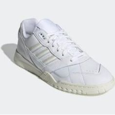 Adidas Americana Low Trainers WhiteRoyalRed