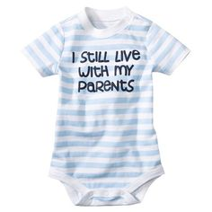 I love these cute quoteable onesies!!! Love