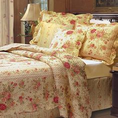Shabby Chic Bedding, Shop the Best Simply Shabby Chic Bedding Sets ...