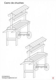 Despiece y montaje paso a paso del carrito de chuches   Hacer bricolaje es facilisimo.com