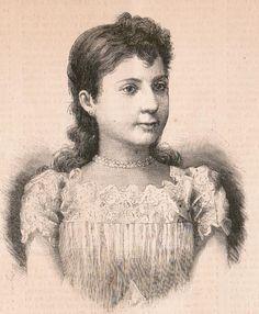 Autorretrato - María Montalbo y Fabré. (El Ferrol, febrero 1876 ) Google, History, Artists, Women, February