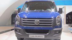 Volkswagen Crafter TDI BlueMotion Combi