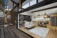 Range of small houses — Baahouse / Granny flats / Tiny House / Small houses / Brisbane / Australia wide Modern Small House Design, Tiny House Design, Shed Homes, Kit Homes, Granny Flat Plans, Home Building Design, Bungalow House Design, Flat Ideas, Tiny House Movement