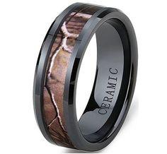 cheap camo ceramic wedding ring - Cheap Camo Wedding Rings