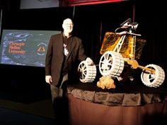 Carnegie Mellon unveils Andy lunar rover [Space Future: http://futuristicnews.com/category/future-space/ ]