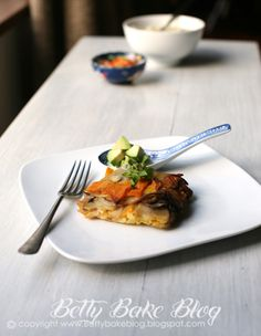 :::{Betty Bake ... Real Food made with Natural Ingredients}:::: DAIRY FREE POTATO-VEGGIE BAKE