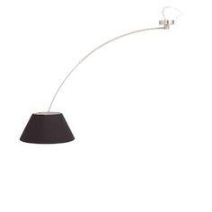Luxury BELL Bogendeckenleuchte Schwarz Lampen
