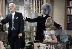 BEWITCHED - 'Samantha's Good News' - Airdate: April 10, 1969. (Photo by ABC Photo Archives/ABC via Getty Images)MURRAY