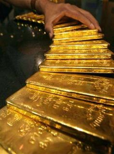 Cascades of Color - These #gold bars each represent a substantial investment, but you need timely investments to get the most out of your experience. Learning the basics of the market can help you buck the trends and master gold trading.