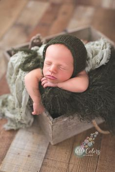San Diego Newborn Photographer Color Photography, Little Sisters, Newborn Photographer, Bassinet, All The Colors, San Diego, Crochet Hats, Baby, Knitting Hats