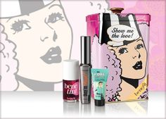 Benefit Cosmetics - show me the love! #benefitgals