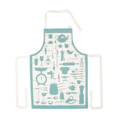 Airfix Kitchen Apron Teal