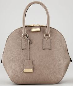 e2684b1b354f Burberry Orchard Medium Satchel in Taupe Burberry Tote