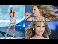 """Taylor Swift Victorias Secret Fashion Show 2013 Makeup Tutorial!!!!! """"Tr..."""