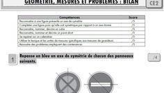 Maths CE2 : toutes mes évaluations « programmes 2016 »