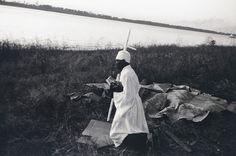 Mississippi River, Baton Rouge, Louisiana. 1955. Robert Frank