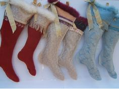 Sew a Christmas Stocking workshop