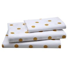 Girls Bedding: Pink and Gold Shimmer Bedding in Girl Bedding
