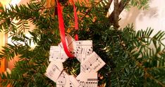 these paper stars are fast and easy and make great ornaments! or, stick one on a package or in a card. i hope you can follow my instruc...