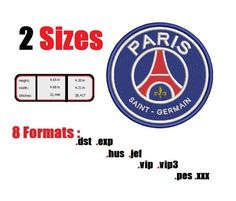 Embroidery Store, Embroidery Tools, Embroidery Files, Machine Embroidery Designs, Paris Saint Germain, Computer Basics, Chicago Cubs Logo, Marketing And Advertising, Digital