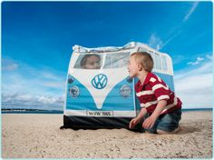 VW Camper Van Tent @Katie Sooy this is for you!