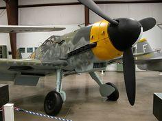 Bf 109G-10 W.Nr.611943 #plane #WW2