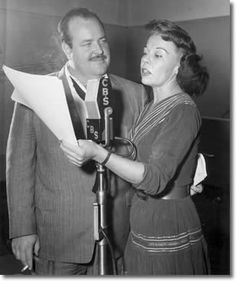 """Gunsmoke on radio (1952-1961) William Conrad """"Around Dodge City and in the territory on west, there's just one way to handle the killers and the spoilers and that's with a U.S. Marshal and the smell of gunsmoke."""""""