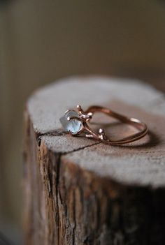 green amethyst twig ring --I love and want this ring!!