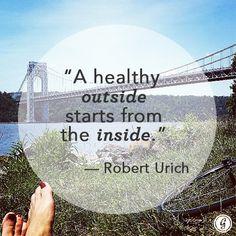 Indeed. #healthyishappy