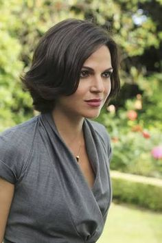 Image result for hairstyle regina from once