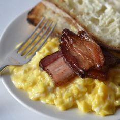 Double Smoked Bacon | $31.98. This double smoked bacon has to be tasted to be believed. Available at: manykitchens.com