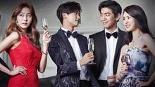High Society aka The Privileged - 16 episodes (2015)  *UEE, Sung Joon, *Park Hyung Sik,  *LIm Ji Yeon* *Sung Joon, & *Lee Sang Woo ( stars)