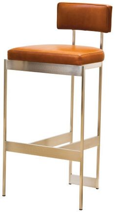 Alto Stool by Pwell & Bonnell available through Dennis Miller Associates. Featured in D Pages September 2011 favorites.