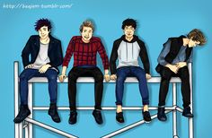 5SOS gif I love this!! :)<< can anyone else see that Luke looks like Marcus Butler??>>YESSS