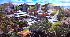 Luxury Real Estate Development Rises In Myanmar (VIDEO) Real Estate News, Luxury Real Estate, Real Estate Development, Sky, Heaven, Heavens