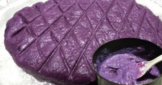 Ingredients: 1 kilo ube yam root 1 can (14 ounces) evaporated milk 2 cans (12 ounces) condensed milk 1/2 cup butter or margarine 1/2 teaspoon of vanilla (optional) Cooking Instructions: On a pot, boil the unpeeled ube yam in water and simmer for 30 minutes. Drain and let cool. Peel and finely grate the ube …