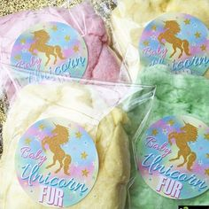 Unicorn Fur (Cotton Candy)