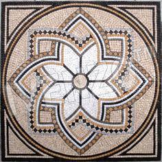 Mosaico GK011 Mandala