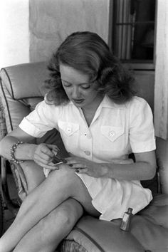 LIFE With Bette Davis: Rare and Classic Photos of a Hollywood Legend