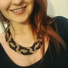 #necklace #handmade #diy #beads #seeds