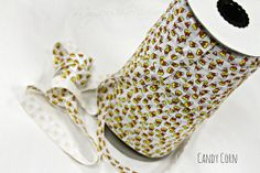 PRINTED 5/8th inch elastic  5 yards  Candy by SunshineshoppeSupply, $5.00