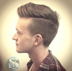 Amazing Inspiration Short Mohawk And Hairstyles On Pinterest Short Hairstyles Gunalazisus