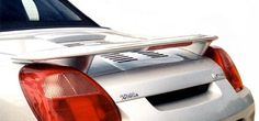 Painted spoiler for for MR2 SPYDER uses factory paint code . Looks amazing.