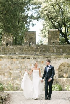 An Elegant Tuscan Wedding at Castello di Vincigliata in Florence, Italy