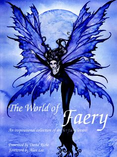 Lotus Plantation - World of Faery by David Riche, $14.96 - Following the success of The Art of Faery comes this stunning collection, newly in paperback, from top fairy artists like Amy Brown, Linda Ravenscroft, Marc Potts, Josephine Wall, and many more. (http://www.lotusplantation.com/world-of-faery-by-david-riche/)