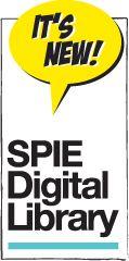 SPIE Digital Library promotional banner