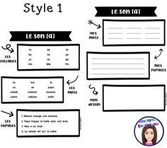 Cahier des sons simples | Simple Sounds Workbook by Madame Bordeleau Sons, Simple, Classroom, Learning, Reading, My Son, Boys, Children