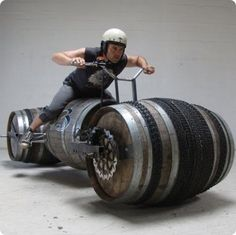 Keg-Cycle