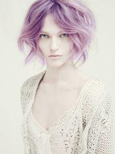 pastel hair | Wonder Forest: Style, Design, Life.